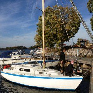 1 El-drift i Båtar